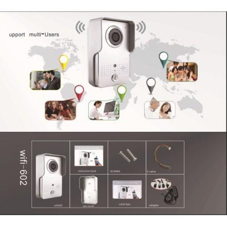 Porte Téléphonique Wifi 602