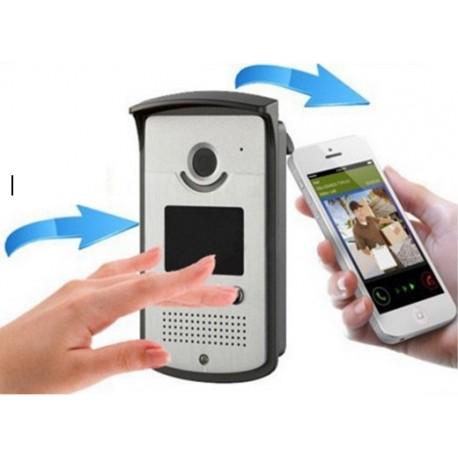 Caméra wifi sonnette